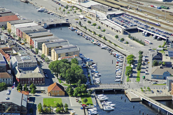 Trondheim Gryta Marina