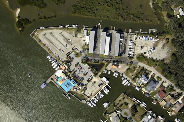 Inlet Harbor Marina & Restaurant