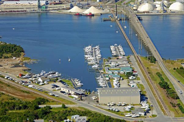 Radio Island Marina