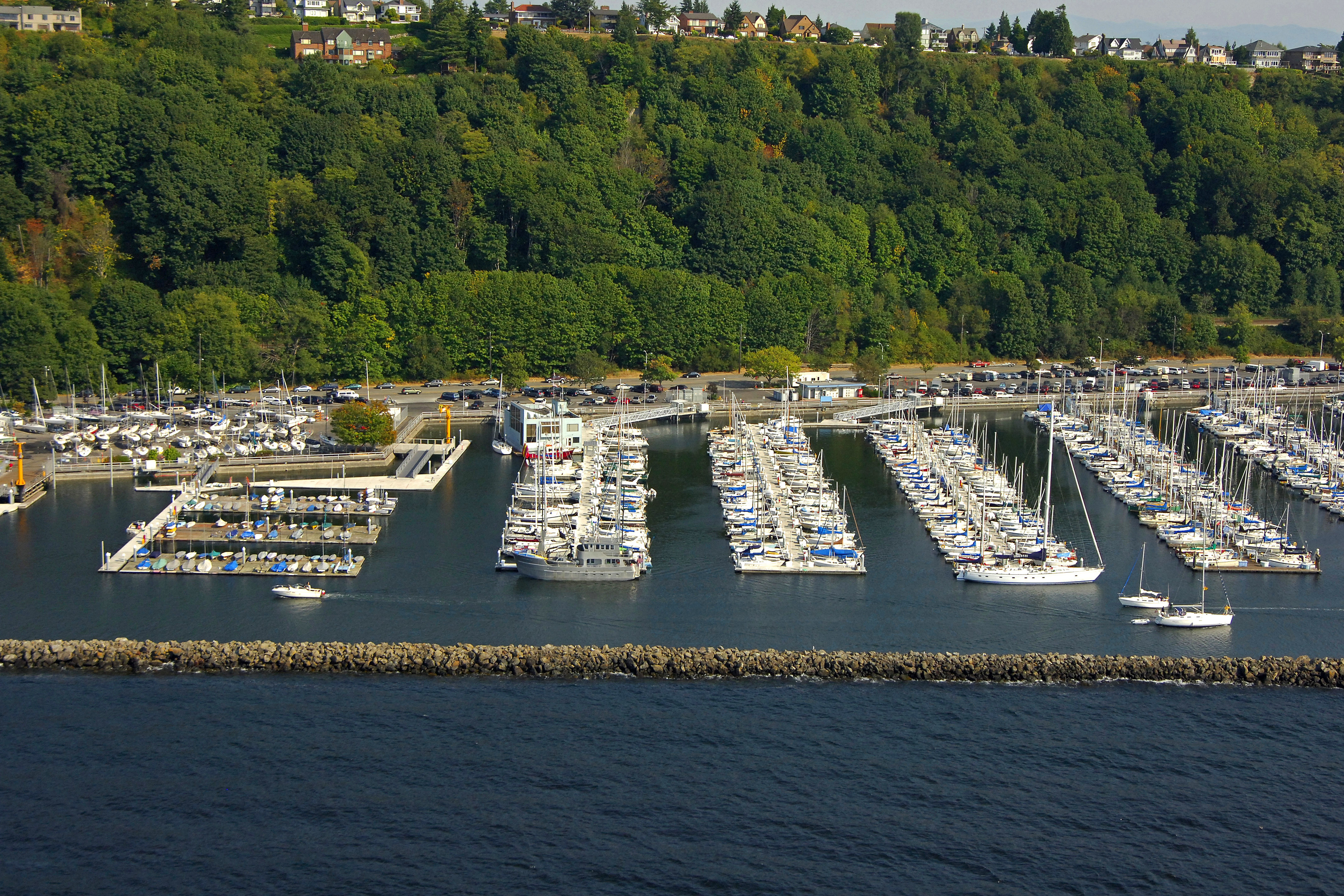 Corinthian Yacht Club Of Seattle In Seattle Wa United States Marina Reviews Phone Number