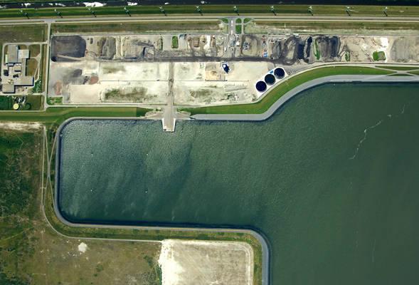 Eemshaven Harbour