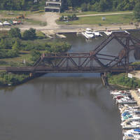 Ashatabula RailRoad Bascule Bridge