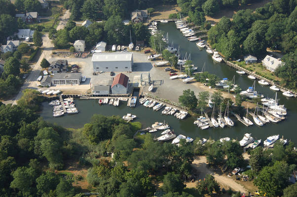New Suffolk Shipyard at Schoolhouse Creek