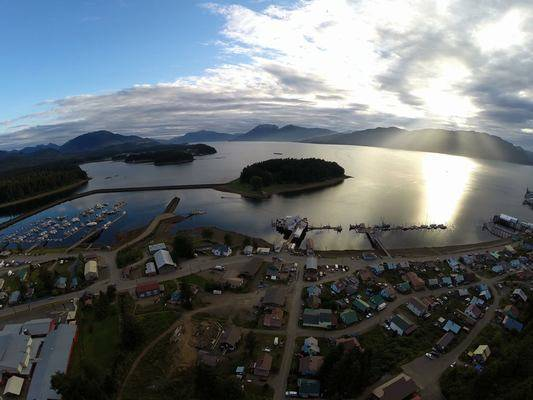 City of Hoonah Boat Harbor