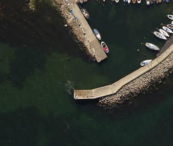 Svanshall Harbor Inlet