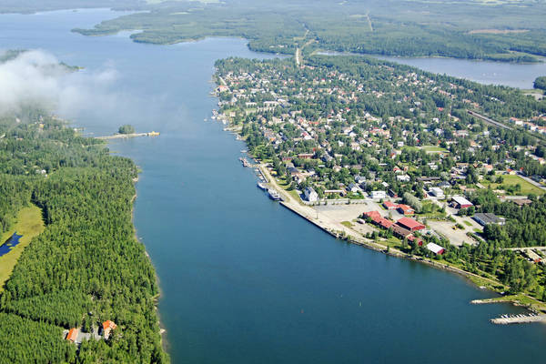 Kaskinen Harbour
