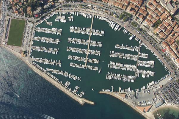 Bandol lsland Marina