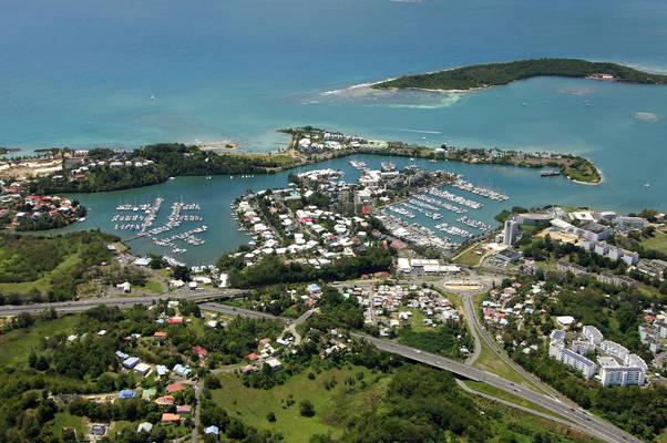 Pointe a Pitre Harbor