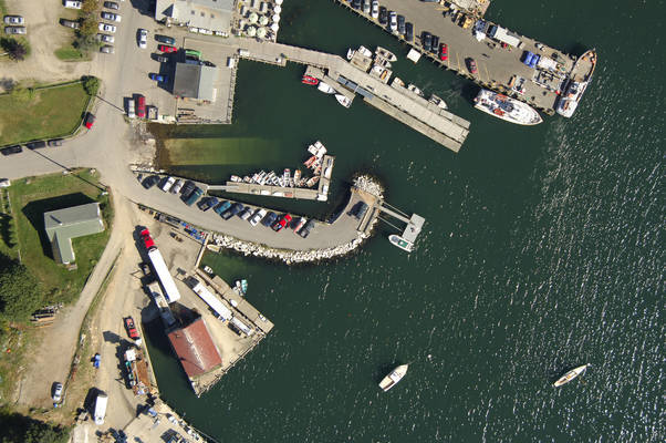 Port Clyde Town Dock