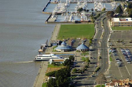 Vallejo Ferry Terminal