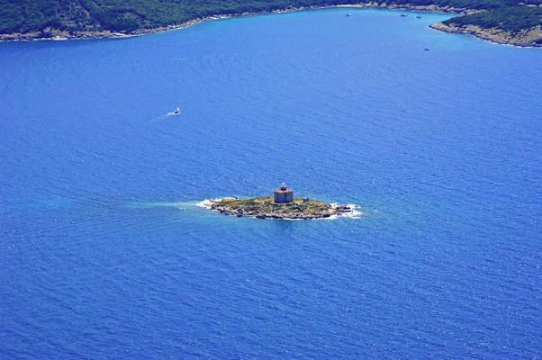 Hrid Zaglav Lighthouse