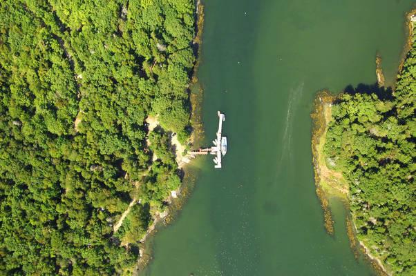 Hermit Island Campground Marina