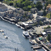 Waterfront Restaurant Marina