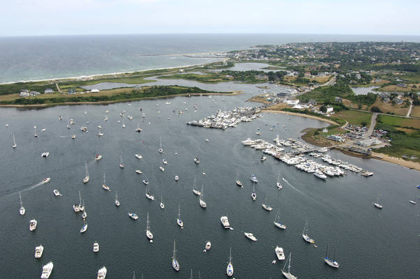 Block Island Anchorage
