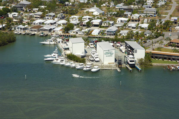 Walkers Coon Key Marina