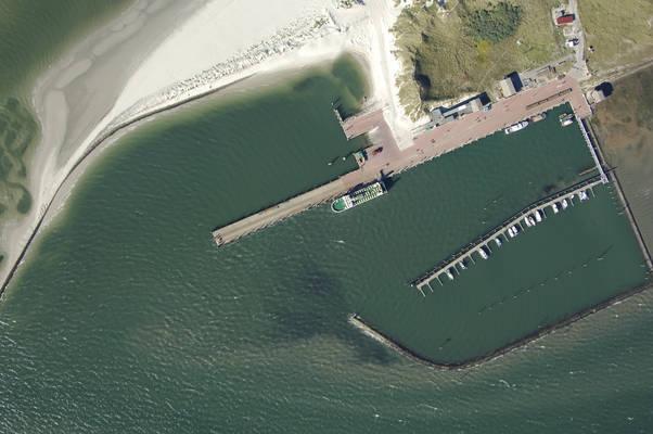 Wangerooge Harbour