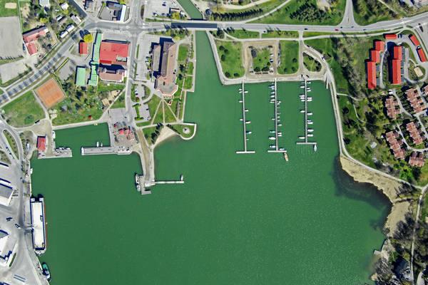 Parainen Kalkholm Harbour