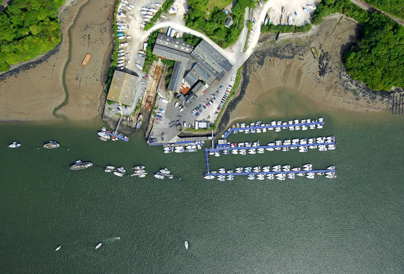 Premier Noss on Dart Marina & Boatyard