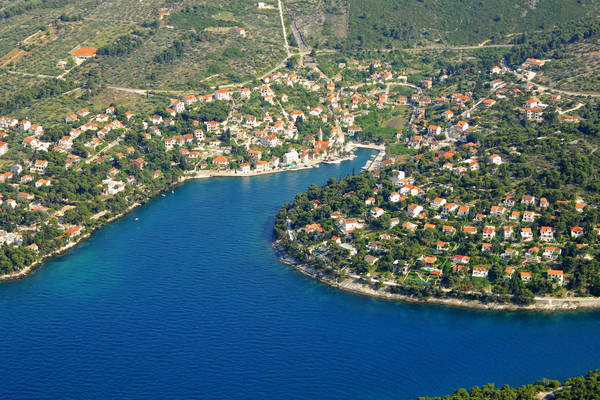 Splitska Harbour