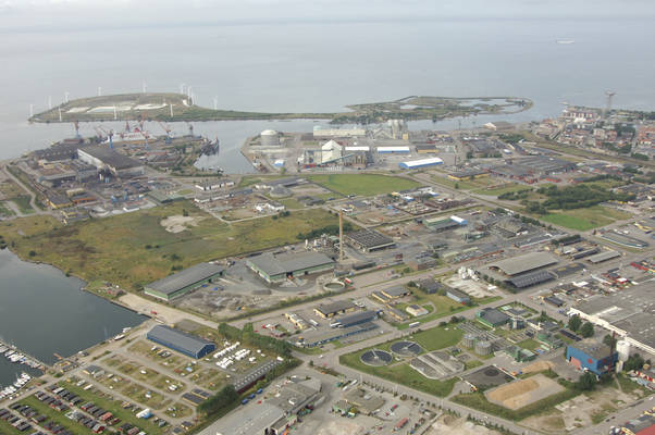 Port of Landskrona