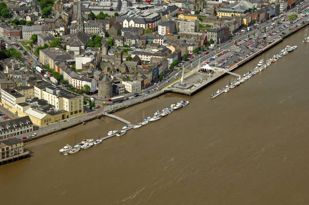 Waterford City Marina