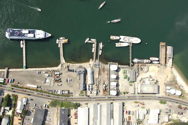 Tisbury Wharf