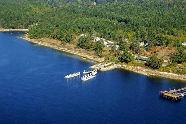 Kuper Island Ferry