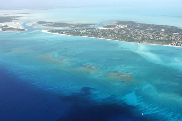 Northeast Providenciales Island
