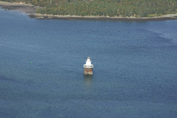 Lubec Channel Light- The Sparkplug