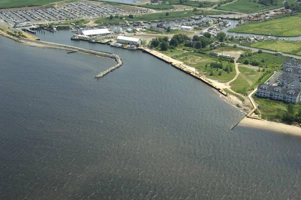 Belford Harbor Inlet