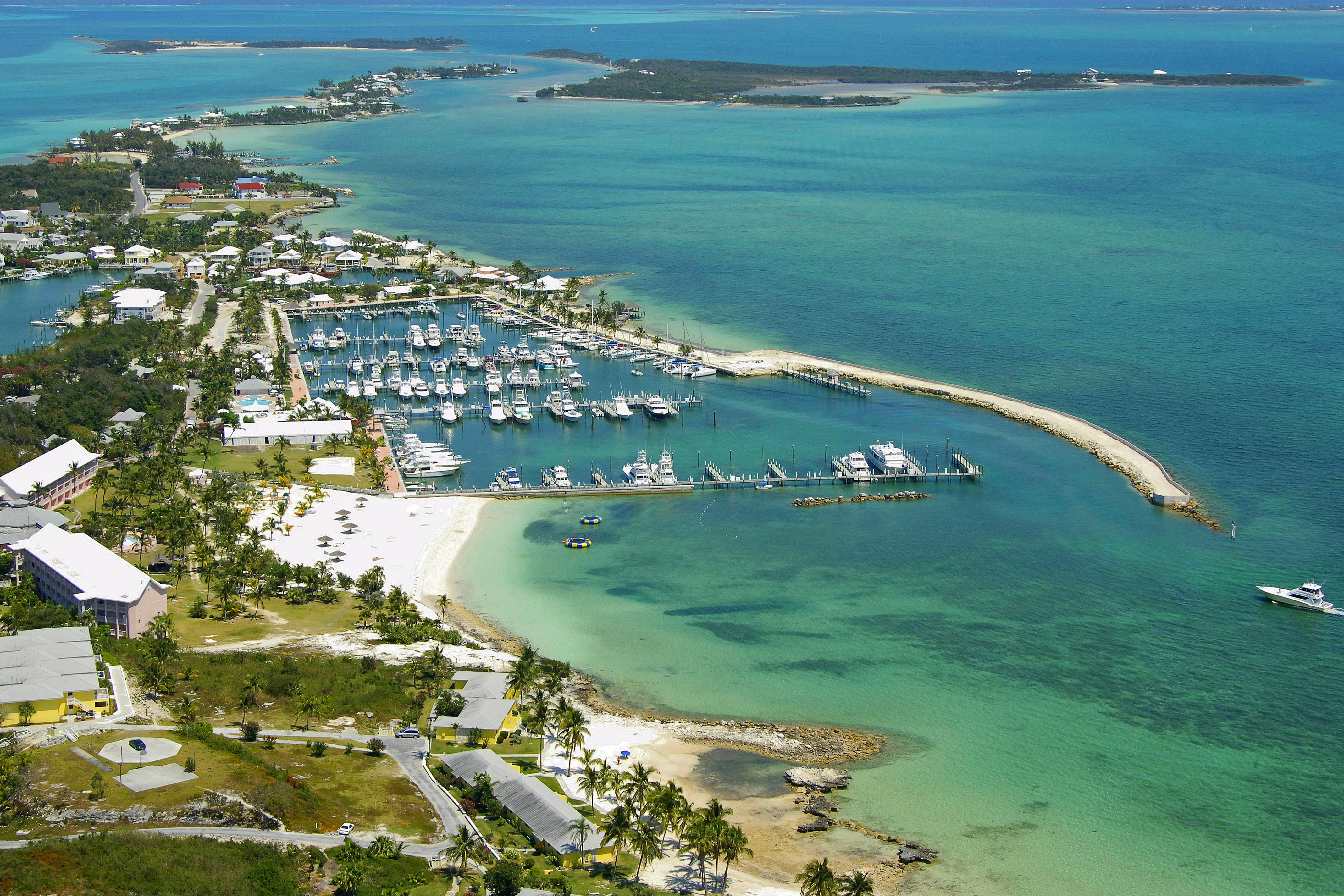 Harbor Island Luxury Resorts