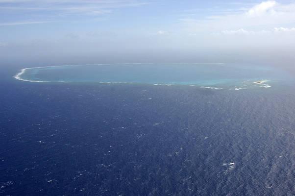 Southeast Cay Island