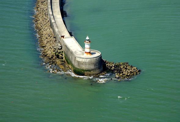 Newhaven Breakwater Light