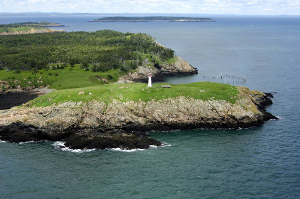 Southwest Wolf Island Lighthouse