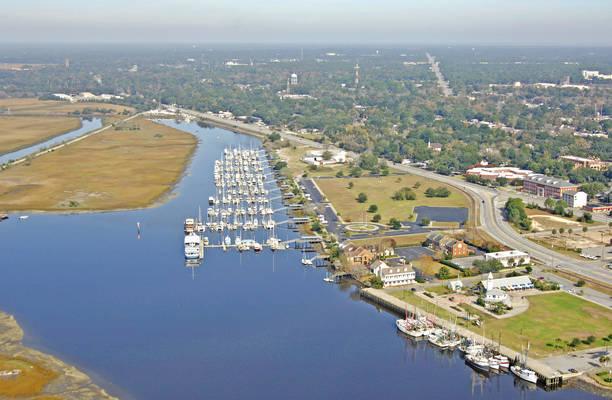Brunswick Landing Marina