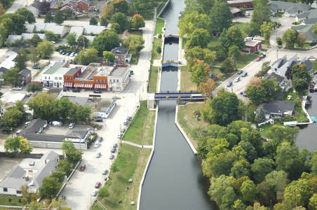 Main Street Swing Bridge