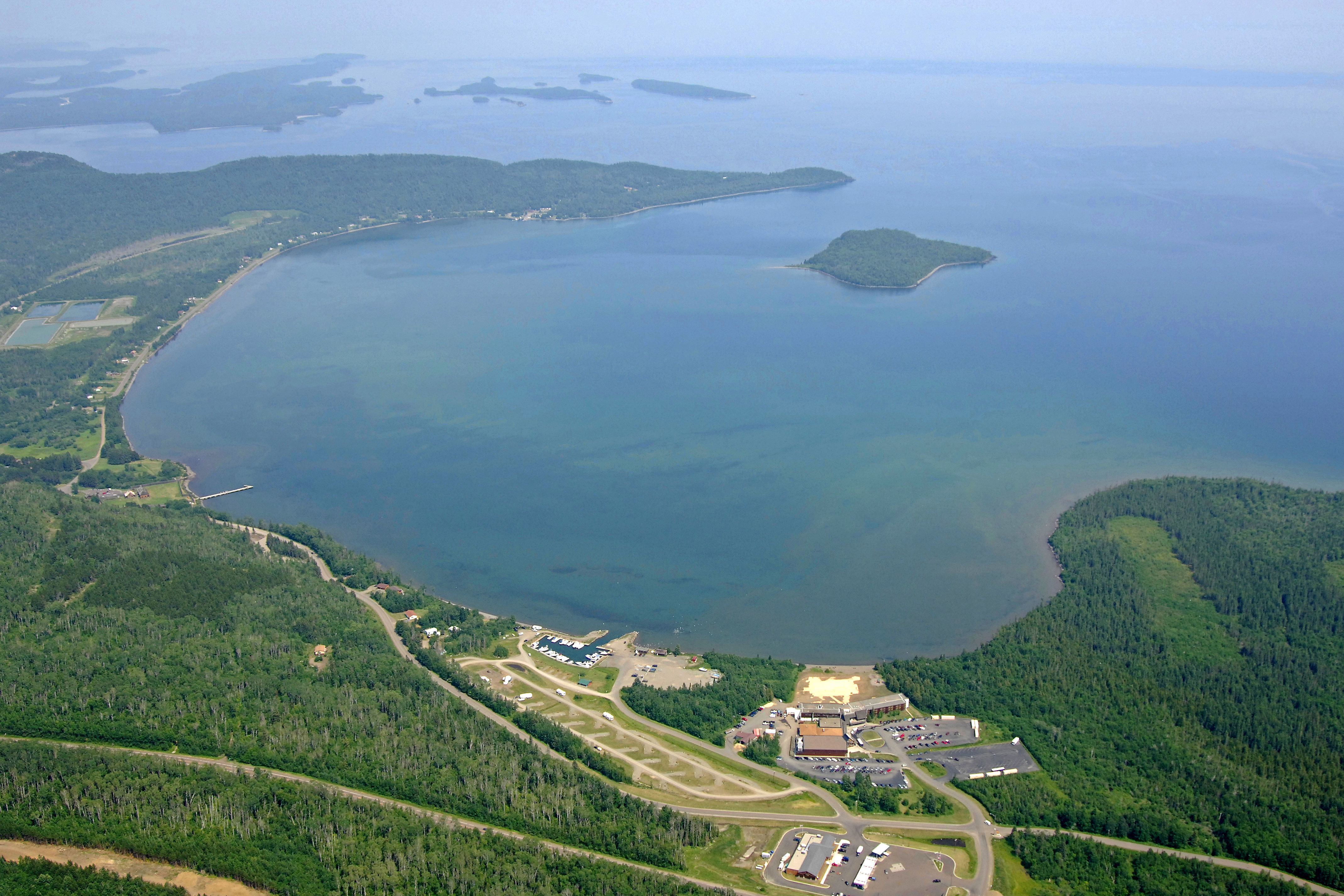 For Grand C Max >> Grand Portage Harbor in Grand Portage, MN, United States - harbor Reviews - Phone Number ...