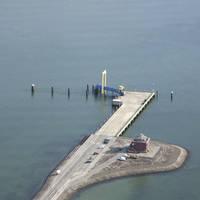 Pellworm Boat Dock