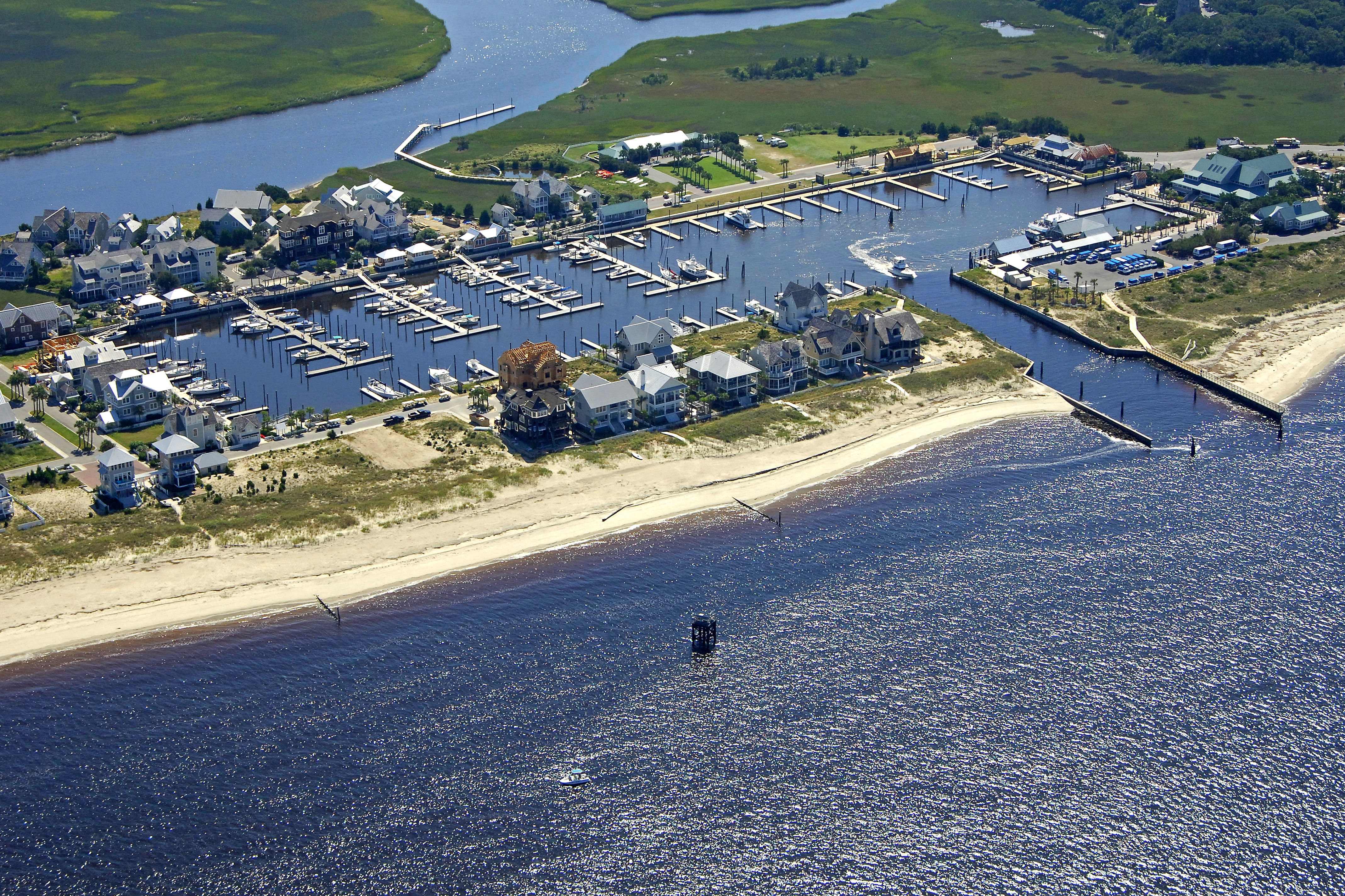Island Marina Carolina Beach