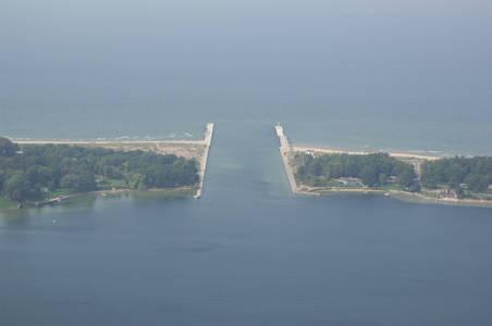 Portage Lake Inlet