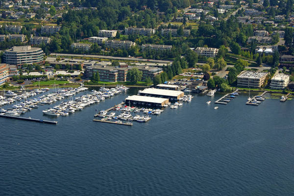 Yarrow Bay Marina