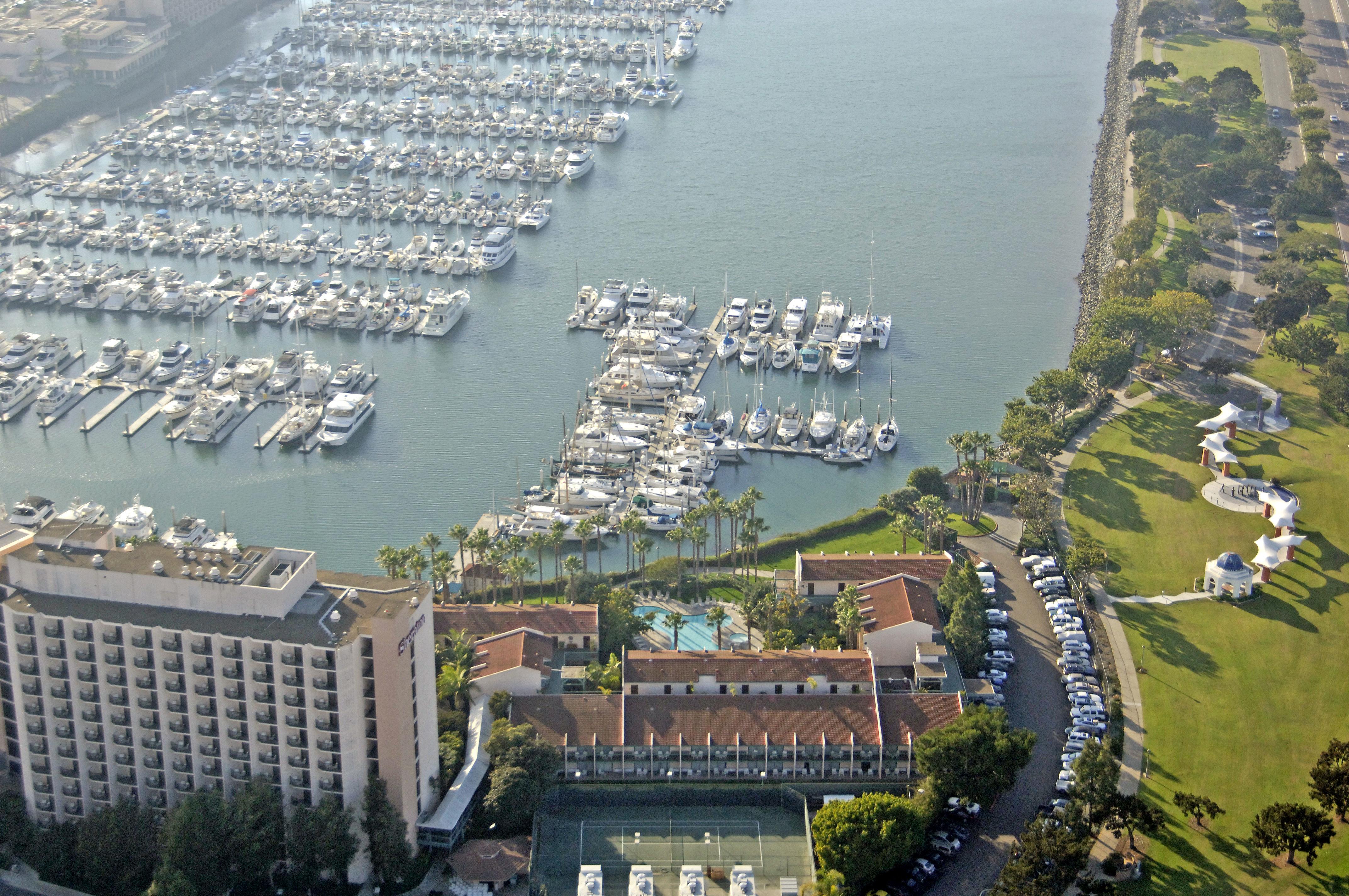 Sheraton San Diego Hotel Amp Marina In San Diego Ca United