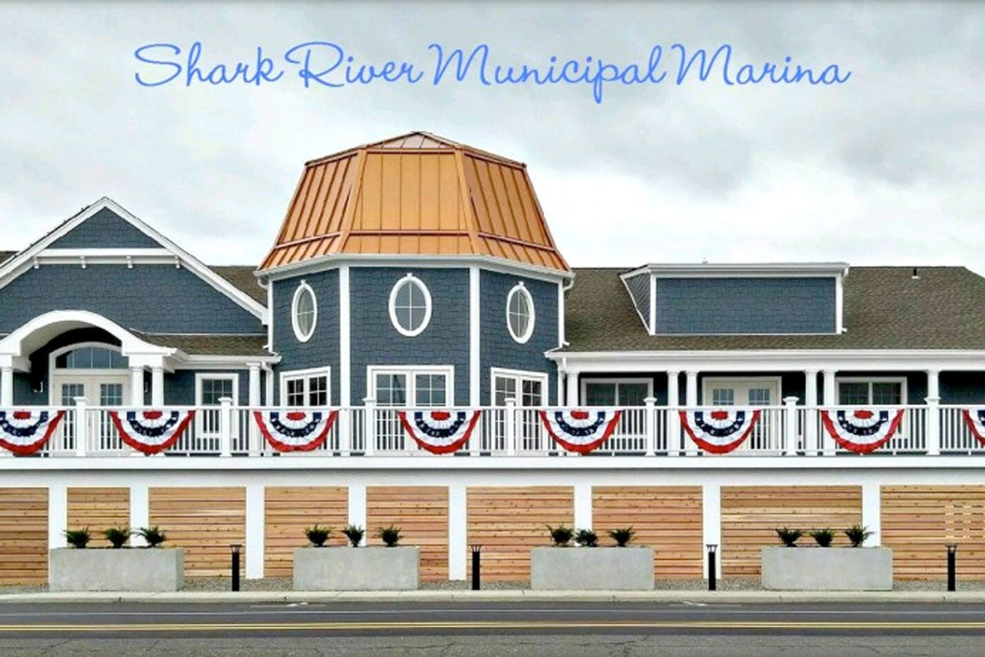 Shark River Municipal Marina in Neptune, NJ, United States
