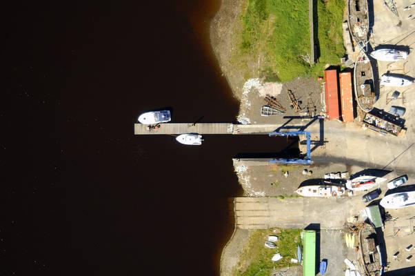 Kilrush Boat Yard