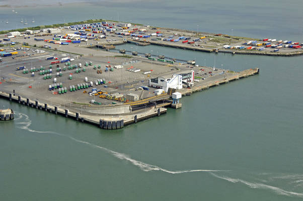 Dublin Ferry Port