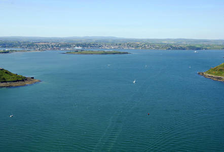 Cork Harbour Inlet