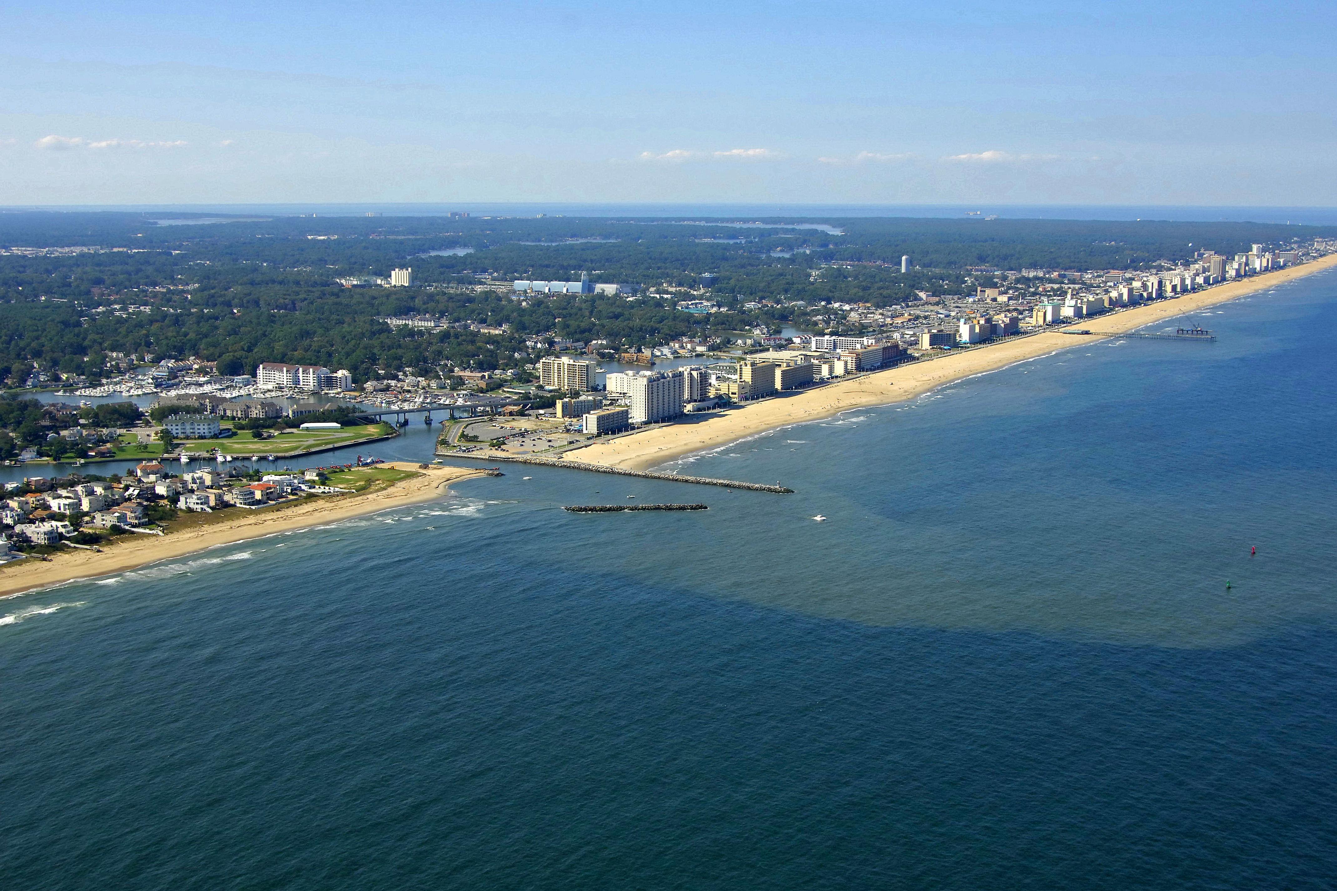 Virginia Beach Harbor in Virginia Beach, VA, United States ...  |Virginia Beaches