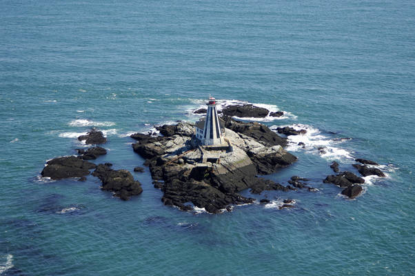 Gannet Rock Lighthouse