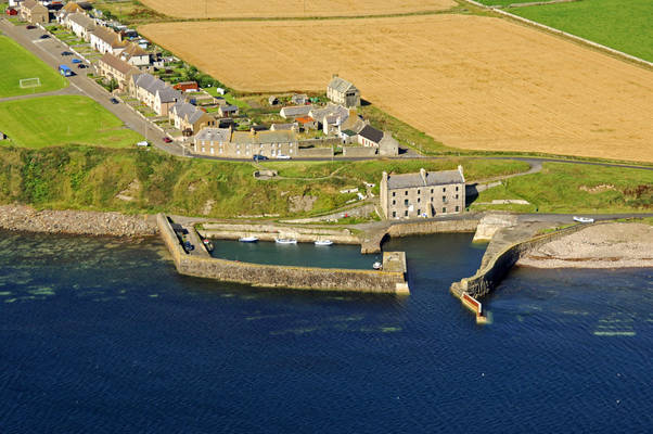 Keiss Harbour