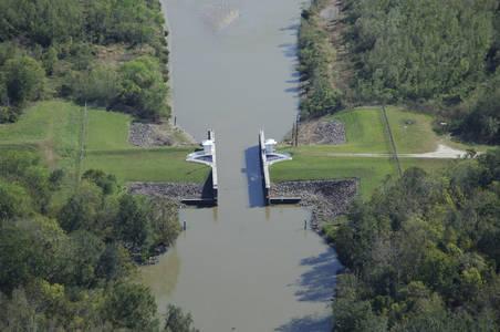 Lower Atchafalaya River Lock 2